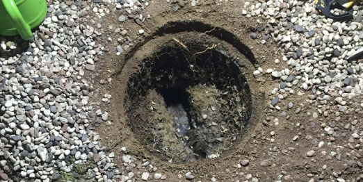 屋外・下水・排水口修理のイメージ