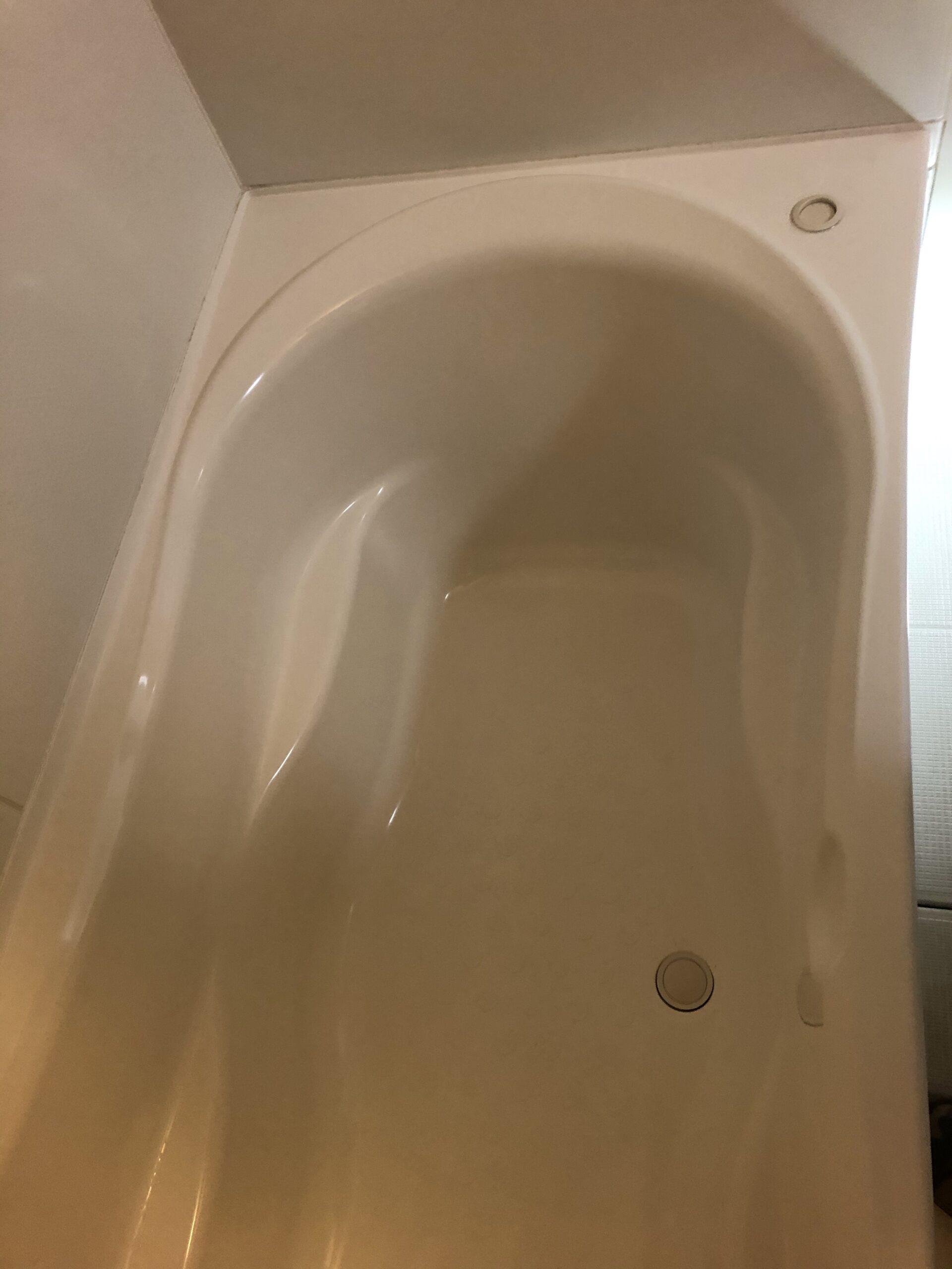 ミカドユニットバス プッシュ栓修理 京都市下京区
