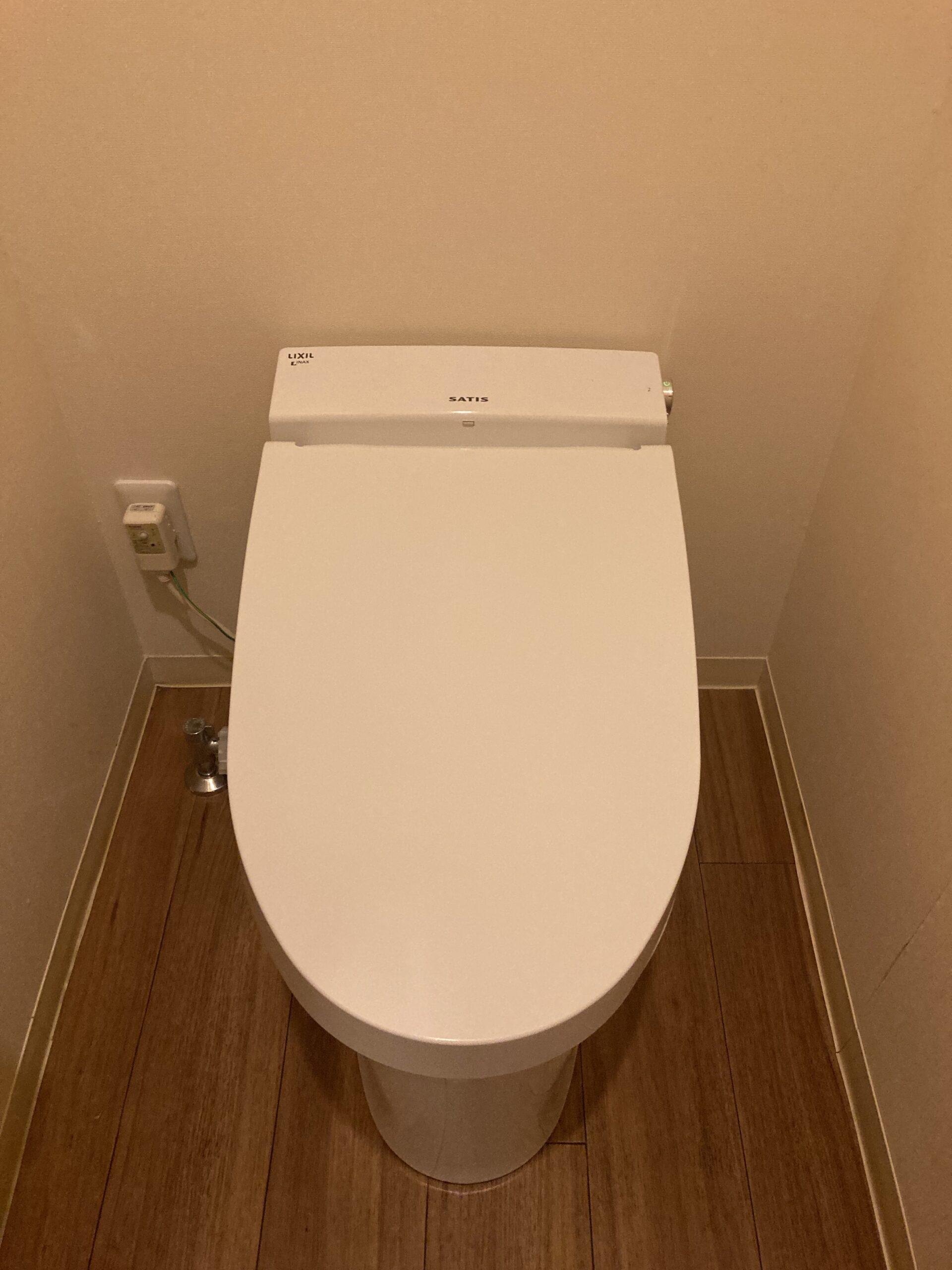 京都市 トイレ詰まり
